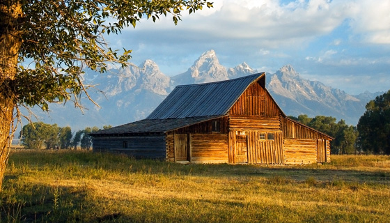 Yellowstone & Tetons Walking & Hiking Tour